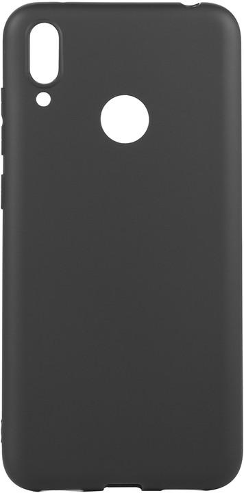 EPICO SILK MATT Case pro Huawei Y7 (2019), černá