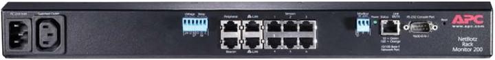 APC NetBotz Rack Monitor 200 (with 120/240V Power Supply)
