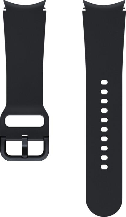 Samsung sportovní řemínek (velikost S/M), černá