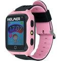 Helmer LK 707 dětské hodinky s GPS lokátorem s možností volání, fotoaparátem růžové