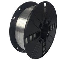 Gembird tisková struna (filament), PETG, 1,75mm, 1kg, natural - 3DP-PETG1.75-01-NAT