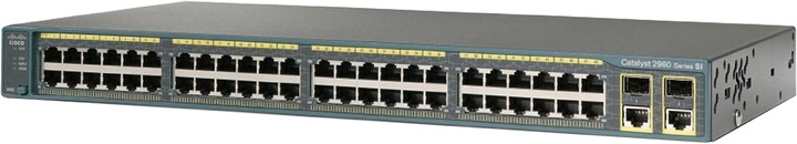 Cisco Catalyst 2960-Plus 48TC-S