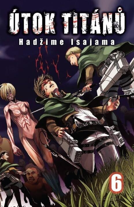 Komiks Útok titánů, 6.díl