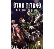 Komiks Útok titánů 06 - 9788074493430