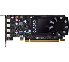 PNY NVIDIA Quadro P620 V2, 2GB GDDR5 - VCQP620DVIV2-PB