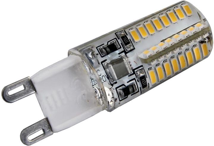 Patona G9/230V, SMD3014, 3W, teplá bílá, 250lm