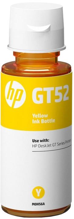HP M0H56AE č. GT52, žlutá