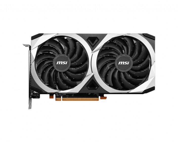 MSI Radeon RX 6600 XT MECH 2X 8G OC, 8GB GDDR6