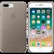 Apple kožený kryt na iPhone 8 Plus / 7 Plus, kouřová