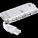 PremiumCord USB 2.0 HUB 4-portový bez napájení