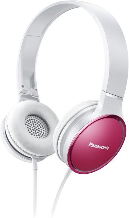 Panasonic RP-HF300E, růžová