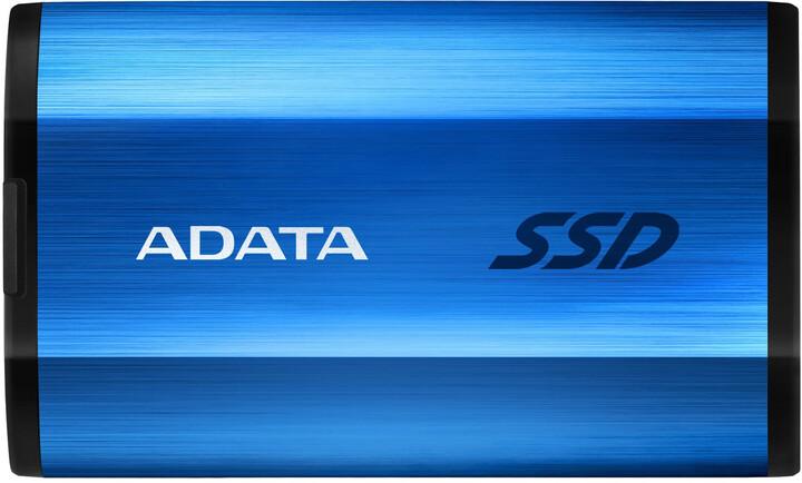 ADATA SE800, 1TB, modrá