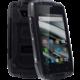 myPhone HAMMER IRON 2, černá  + Hodinky Forever DW-100 (v ceně 299Kč)