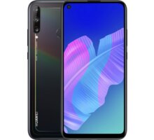 Huawei P40 lite E, 4GB/64GB, Midnight Black - SP-P40LE64DSBOM
