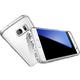 Spigen Ultra Hybrid, crystal clear - Gal S7