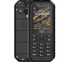 CAT B26, Dual SIM, Black - CB26-DAE-EUA-EN