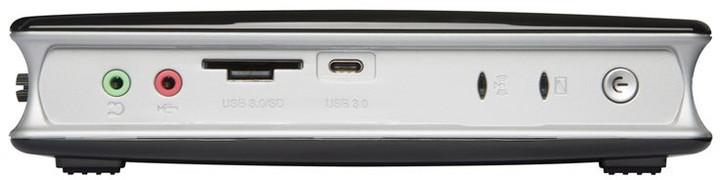 Zotac ZBOX-BI325, černá