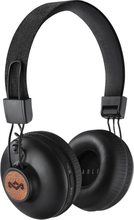Marley Positive Vibration 2.0 Bluetooth, černá