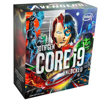 Intel Core i9-10850K, Marvel's Avengers Collector's Edition - BX8070110850KA
