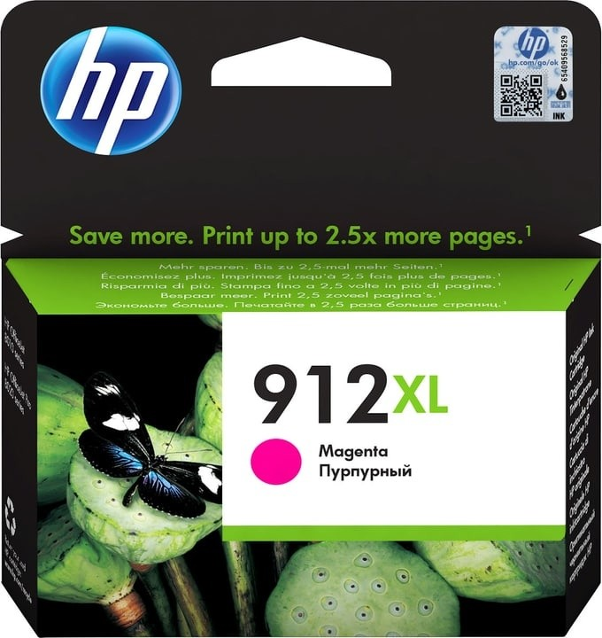 HP 3YL82AE č. 912XL, magenta