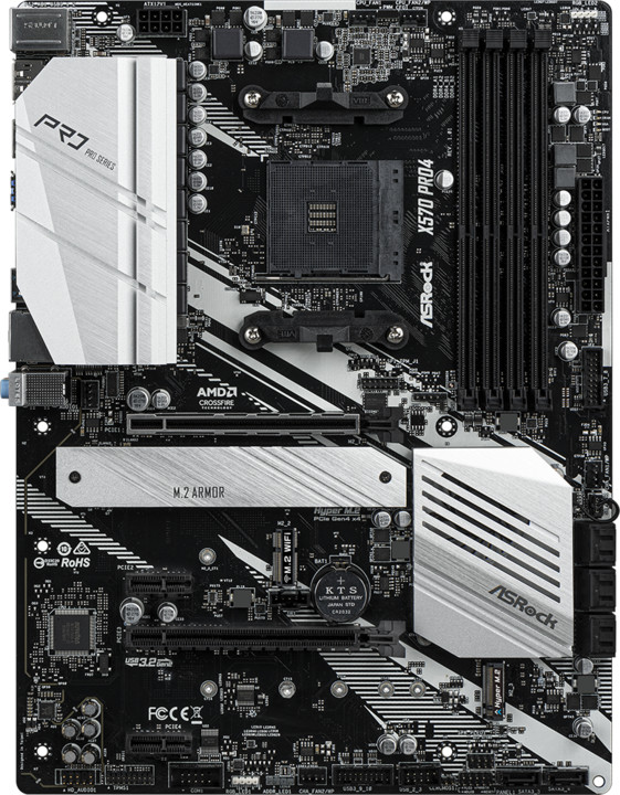 ASRock X570 PRO4 - AMD X570