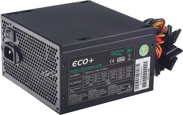 Eurocase ECO+80, 350W