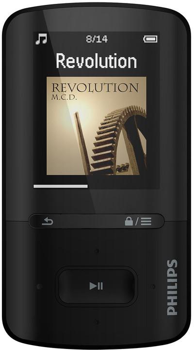 Philips SA4VBE04KF/12, 4GB