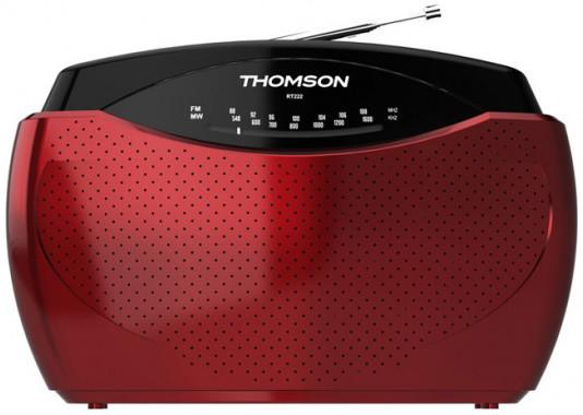 Thomson RT223, červená