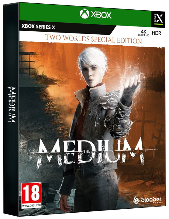 The Medium - Two Worlds Special Edition (Xbox Series X)