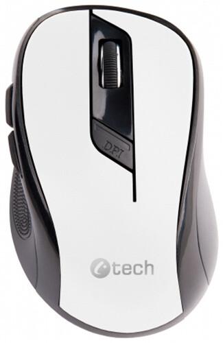 C-TECH WLM-02, černo-bílá