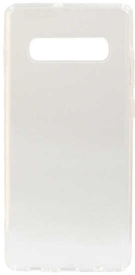 EPICO RONNY GLOSS Case Samsung Galaxy S10+, bílá transparentní