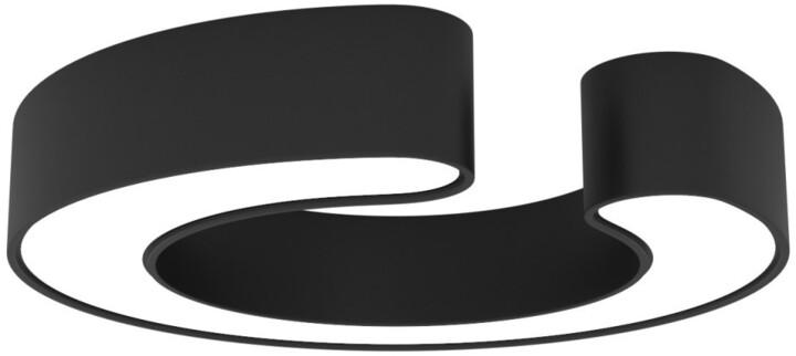 IMMAX NEO CÉČKO Smart stropní svítidlo 60cm 43W černé Zigbee 3.0