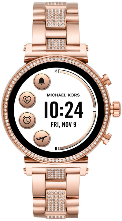 Michael Kors MKT5066 F Rose gold/Rose gold Steel