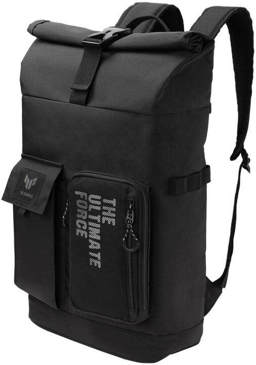 """ASUS batoh TUF VP4700 pro notebook 15-17"""", černá"""