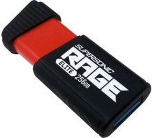 Patriot Supersonic Rage Elite 256GB PEF256GSRE3USB