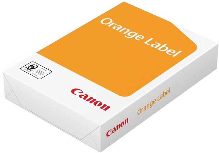 Canon papír Orange Label A4 80g 500 listů