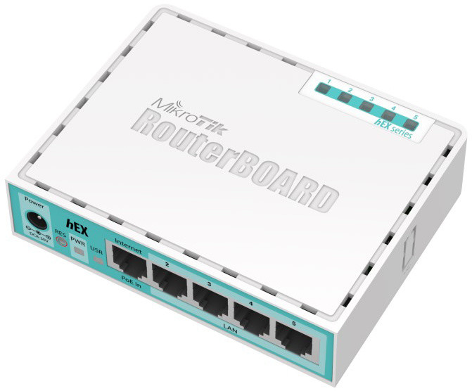 Mikrotik RouterBOARD RB750Gr3
