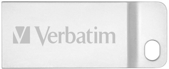 Verbatim Metal Executive 64GB, stříbrná