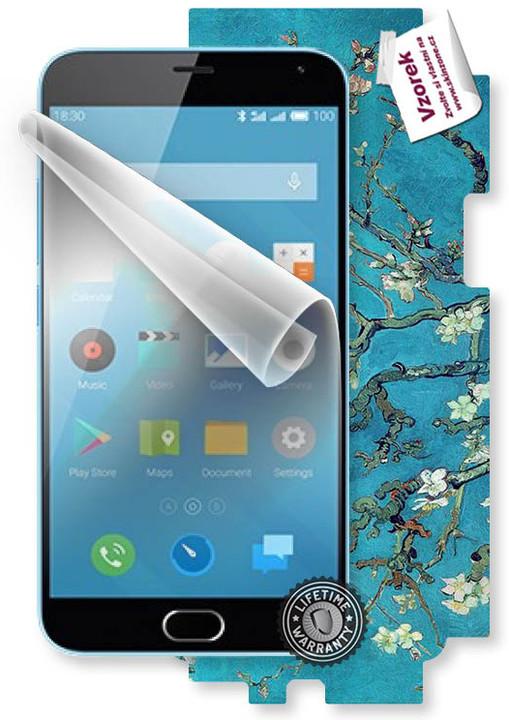 ScreenShield ochranná fólie na displej + skin voucher (vč. popl. za dopr.) pro Meizu M2