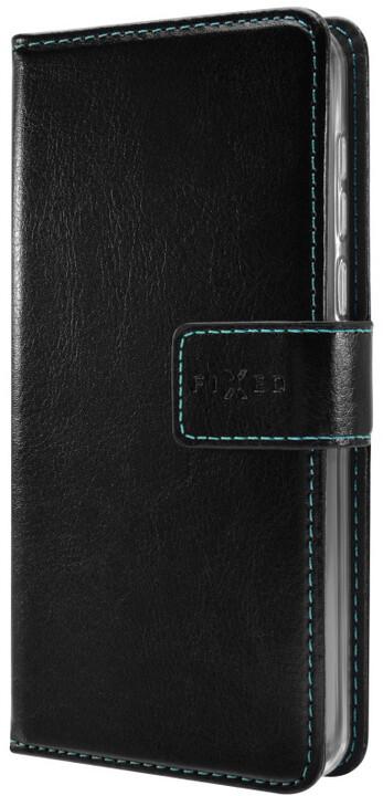 FIXED Opus pouzdro typu kniha pro Nokia 6.1/ 6 (2018), černé