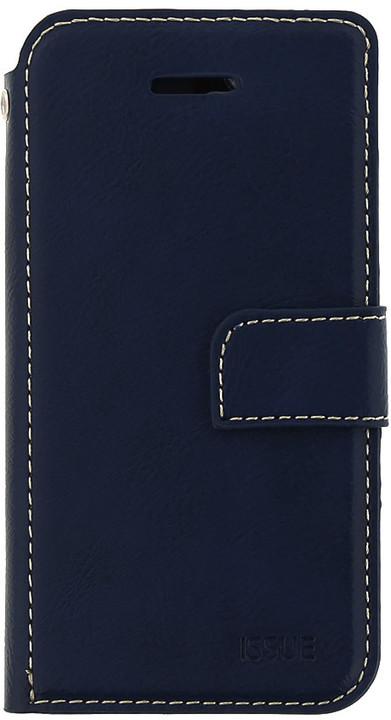 Molan Cano Issue Book pouzdro pro Huawei P Smart, tmavě modrá