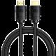BASEUS kabel HDMI 2.1, M/M, 8K, 1m, černá