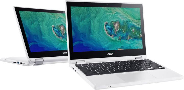 Acer Chromebook R11 (CB5-132T-C5RN), bílá