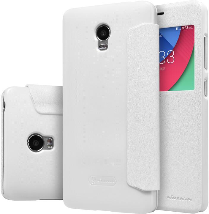 Nillkin Sparkle S-View pouzdro pro Lenovo P1, bílá