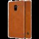 Nillkin Qin Book pouzdro pro Samsung A530 Galaxy A8 2018, Brown