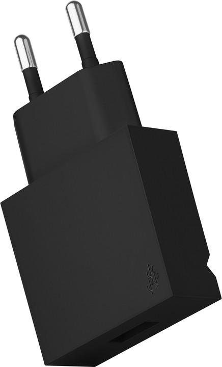 USBEPower POP Pocket charger 1USB stand, černá