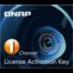 QNAP licenční balíček pro kamery - 1 kamera  + Voucher až na 3 měsíce HBO GO jako dárek (max 1 ks na objednávku)