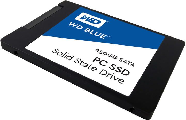 WD SSD Blue - 250GB