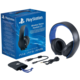 PlayStation - Wireless Stereo Headset 2.0, černá