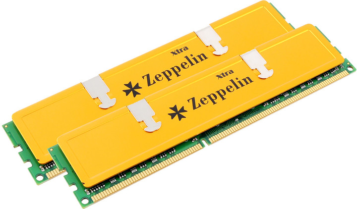 Evolveo Zeppelin GOLD 16GB (2x8GB) DDR3 1333